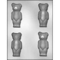 Bear 3D Chocolate Mould