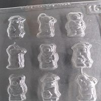Care Bears Chocolate Mould