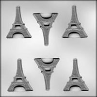 Eiffel Tower Chocolate Mould