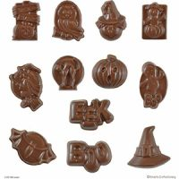 Skull Chocolate Mould