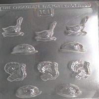 Pot Of Gold Chocolate Mould
