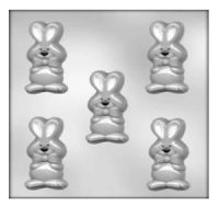 Rabbit 3D Chocolate Mould