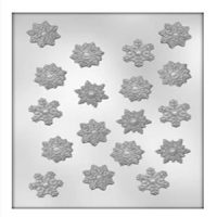Snowflakes Small Mould