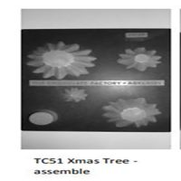 Chritsmas Tree 3D Chocolate Mould