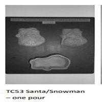 Christmas Santa/Snowman Box