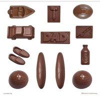 Fathers Day Assorted Chocolate Mould