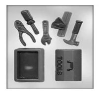 Tool Box and Tools 3D Mould