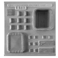 Sewing Kit Chocolate Mould