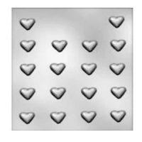Hearts Mini Chcolate Mould