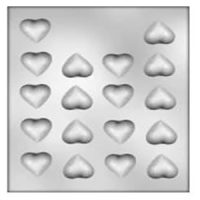 Hearts Small Chocolate Mould