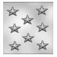 Stars Chocolate Mould