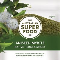 The Australian Super Food Co Aniseed Myrtle 20g
