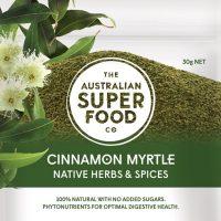 The Australian Super Food Co Cinnamon Myrtle 20g