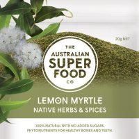 The Australian Super Food Co Lemon Myrtle 20g