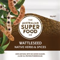 The Australian Super Food Co Wattleseed 30g