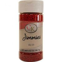 CK Jimmies 91g Red