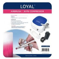Loyal Airbrush & Compressor