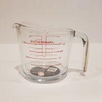 Borosilicate Glass Measuring Jug 500ml