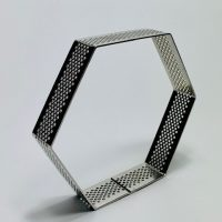 Perforated Hexagon Rings 110x20x20mm