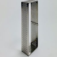 Perforated Rectangle Rings 120x40x20mm